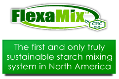Starch Mixing System